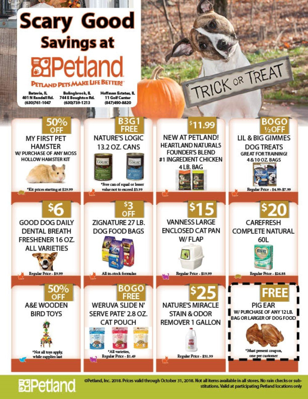 Petland discounts coupons - 24 hr fitness concord